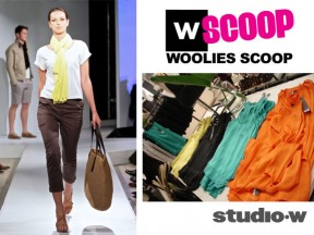 Woolies Scoop! Everyday essentials from Studio.W