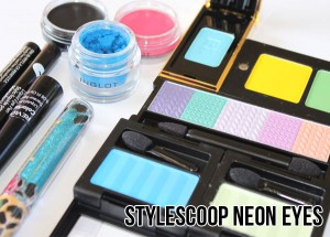 Summer Beauty Trend &#8211; Neon Eyes