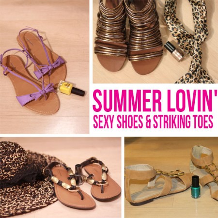 Woolies Scoop – Summer Sandals