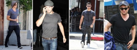 MEN'S T-SHIRT TRENDS FOR SUMMER 2011