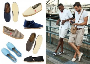 Summer Shoe Trend &#8220;Espadrilles&#8221; (For the guys)