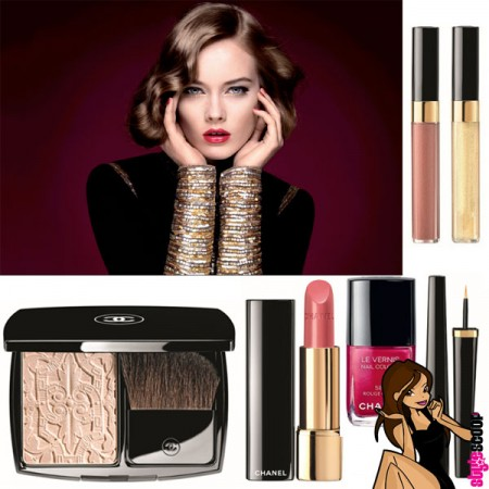 Chanel Les Scintillances de Chanel Holiday Collection
