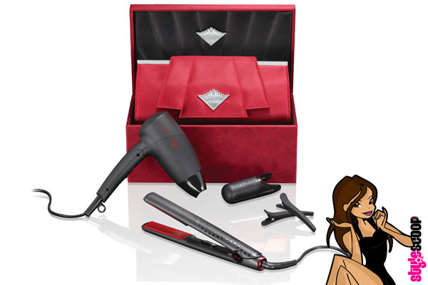 ghd Scarlet Collection