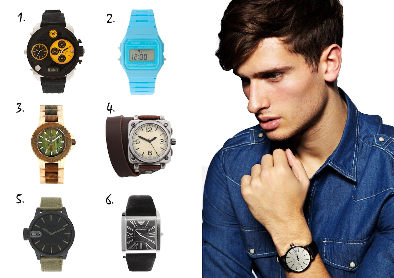Mens Watches StyleScoop StanRaw