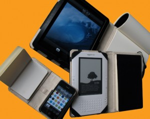 Wishlist! Moleskine iPad 2, Kindle and iPhone Covers