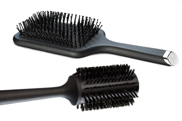 We Review the new ghd Brushes