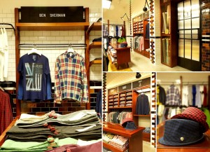 Ben Sherman Sandton Store Launch