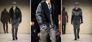 Burberry Prorsum Mens A/W 2012 Collection
