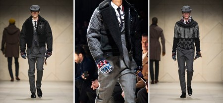 Burberry Prorsum Men's A/W 2012 Collection