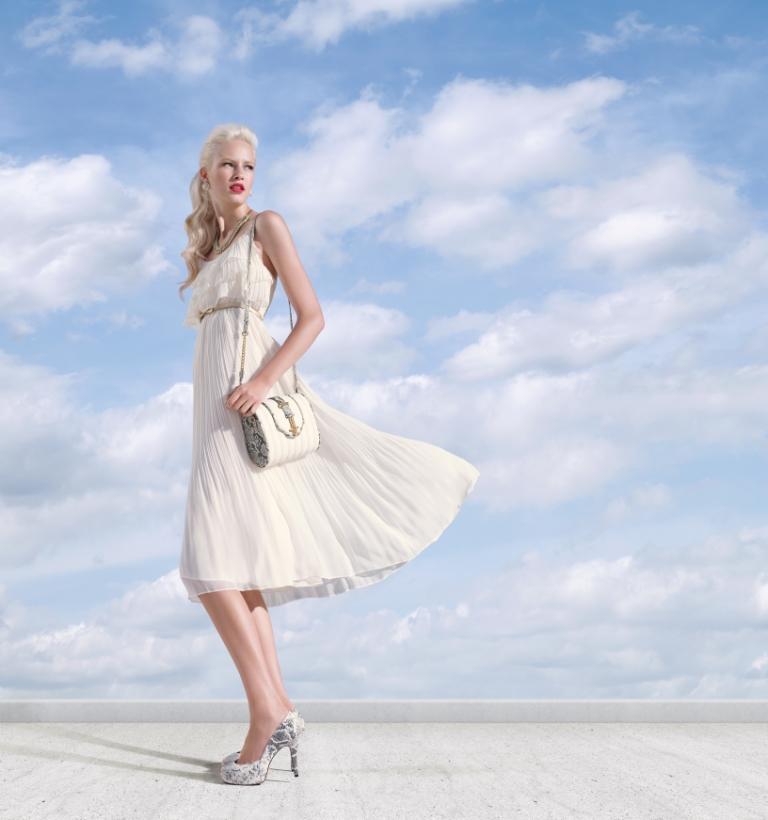 White Dress from Pop Art at Forever New