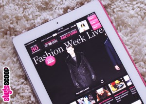 Get your fashion fix on your iPad with these apps
