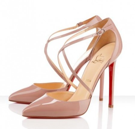 Strap yourself in Louboutin's