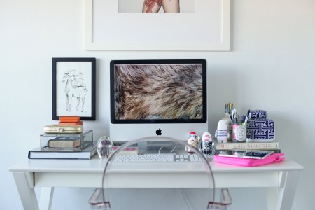 Decor Monday – Desktop Details