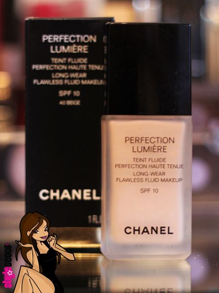 Chanel Foundation Coverage i Love Chanel Foundations And