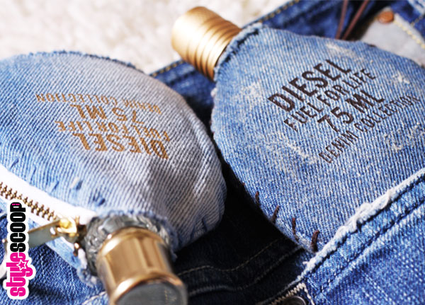 Diesel Fuel For Life Denim Collection. Two new fragrances from Diesel are ...