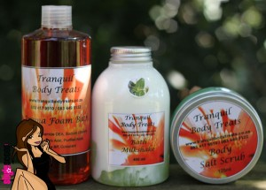 Tranquil Body Treats
