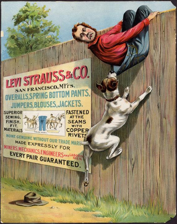 Happy Birthday Levi Strauss | StyleScoop