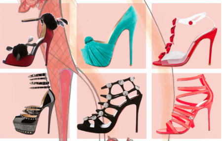 Christian Louboutin – 20th Anniversary Capsule Collection