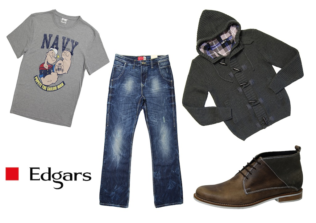 EDGARS VIVA WINTER CAMPAIGN 2012 | StyleScoop | South