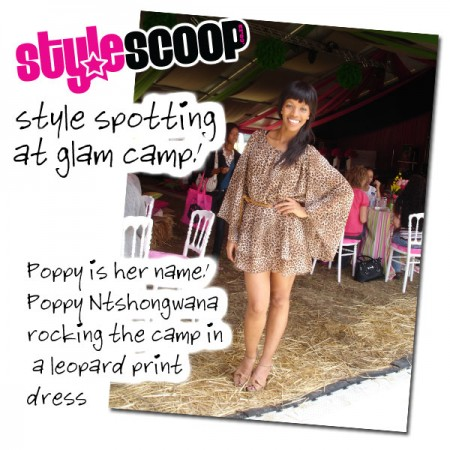 Street Style at Glam Camp