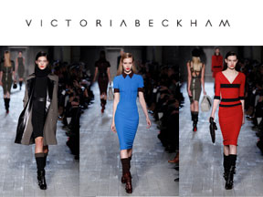 Victoria Beckham – Ready to Wear Autumn/ Winter 2012