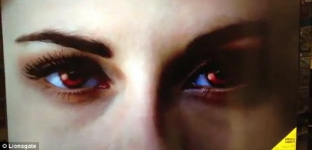 First Look: Breaking Dawn Part 2 Teaser