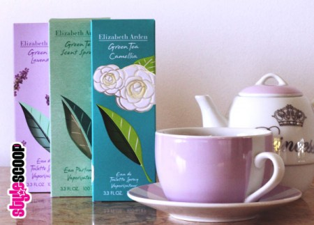 Fragrance Friday – Elizabeth Arden Green Tea Collection