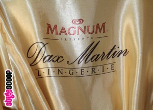 *CLOSED* Win Dax Martin Chocolatier Collection Silk Gowns