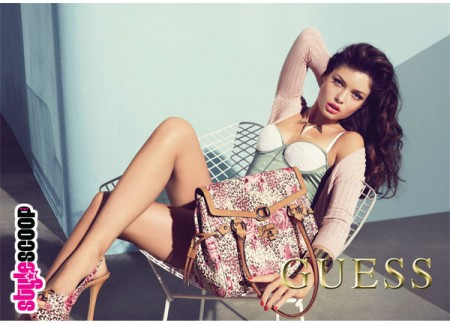 GUESS Accessories Campaign 2012