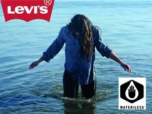Jeans that Save Water! Levi&#8217;s Water&lt;Less