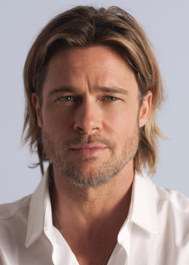 Brad Pit – The New Face of Chanel No 5