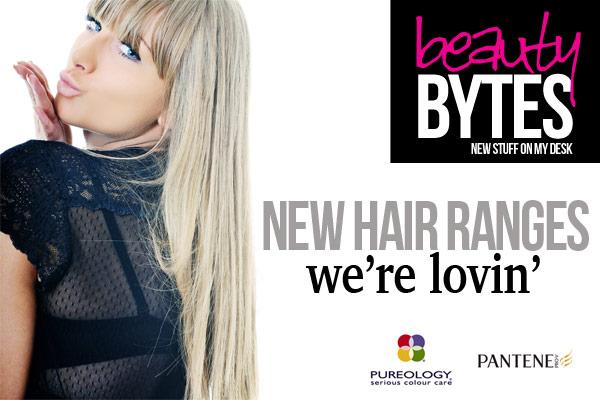 New Hair Ranges We're Lovi'n