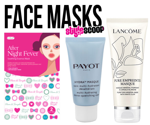 Fabulous Face Masks
