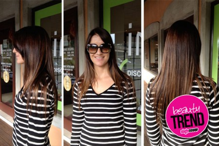 Ombre! Before and After