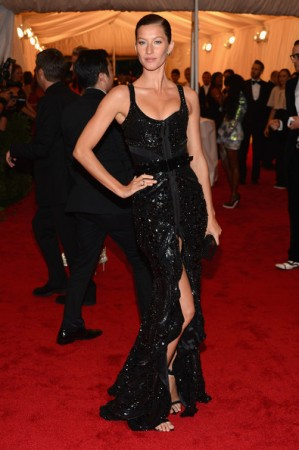 Gisele Tops the Forbes World's Highest Paid Supermodels List