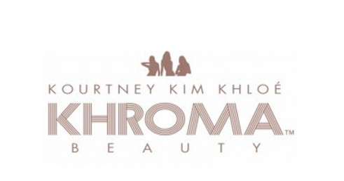 The Kardashians appear to be channeling Charlie's Angels in their Khroma Beauty logo