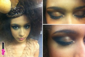 Behind the Scenes pics from The 2012 Durban July Fashion Showcase
