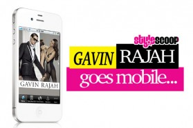 Gavin Rajah Launches Mobile APP