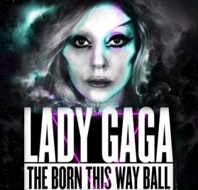 Lady Gaga is Coming to South Africa