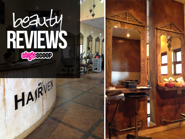 The Beautiful Hairven Salon in Hillcrest