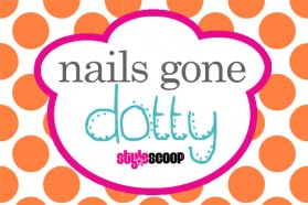 Nails gone DOTTY!