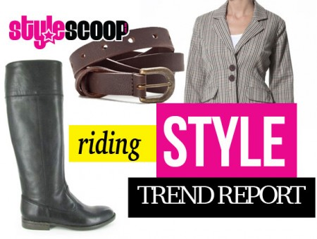 TREND REPORT: Riding Style