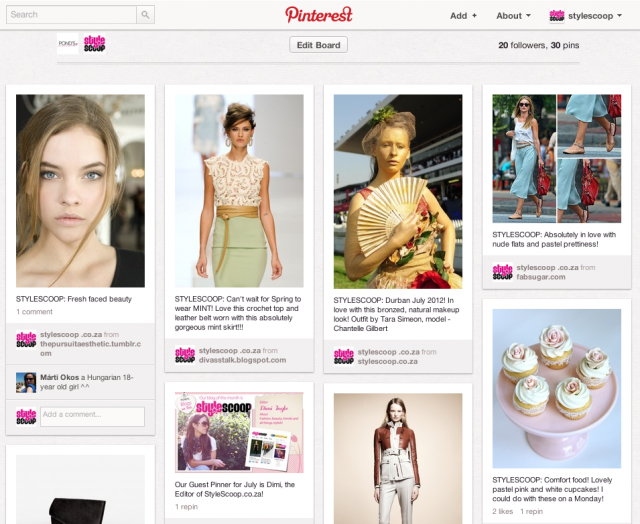 We're <em>Guest Pinning for Pond's</em> All This Week