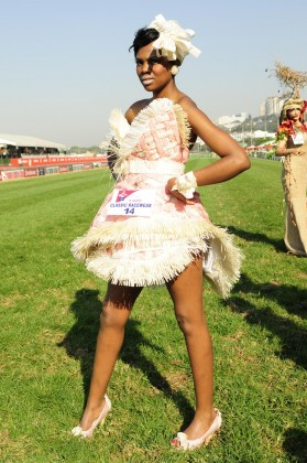 Outfit by Siphiwe Sosibo
