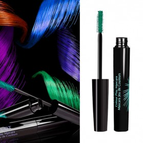 Play with Coloured Lashes with these new Mascaras
