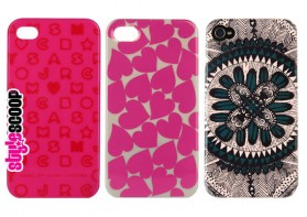 The Coolest, <em>Most Fashionable iPhone Covers</em>