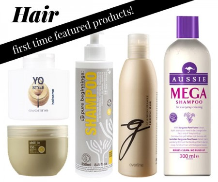 Seriously Awesome Hair Products We Haven't Featured Before