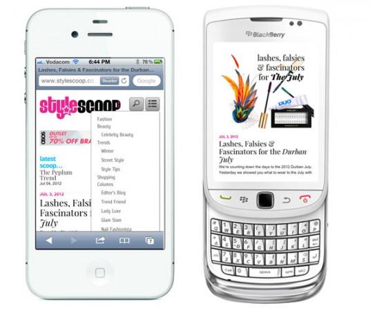 Get <em>The Scoop</em> on Your Mobile!