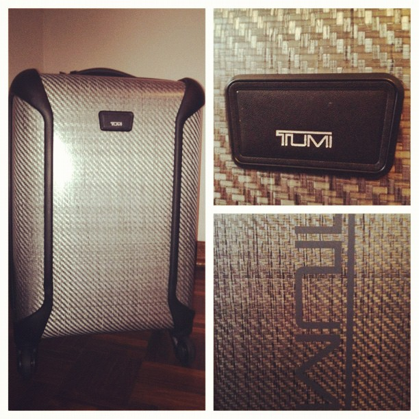 tumi the only way to travel tegra lite