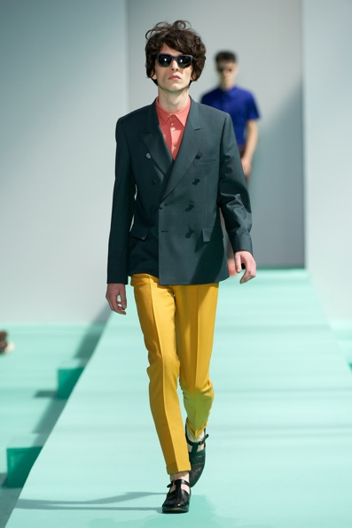 Fashion For the Guys&#8230; <em>Paul Smith&#8217;s Spring Summer 2013 Collection</em>